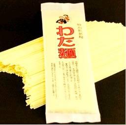天然とんこつラーメン・一蘭の「わた麺」