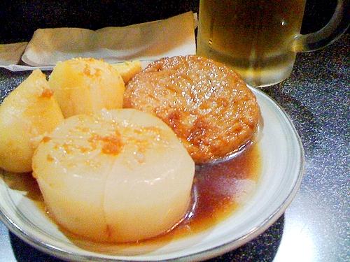 姫路名物&グルメ1.生姜醤油で頂く!姫路おでん