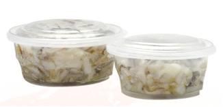 天ぷらひらおの「イカの塩辛」