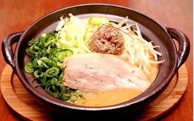 こってり土鍋味噌と横浜家系~たけさん