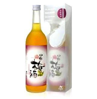 和歌山と言えば梅!本場の梅酒 中野BC「中野梅酒」