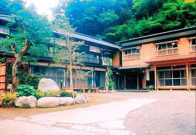 リッチな旅に、横川温泉の山田屋旅館