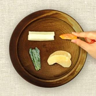 地元野菜の密漬け:ヘルシー志向なあなたへの一品
