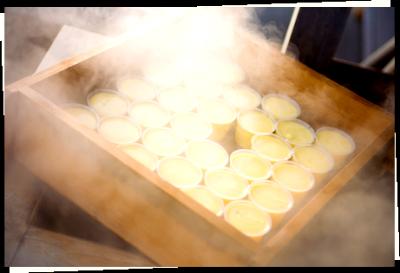地獄蒸し~温泉の蒸気でヘルシー蒸し料理~