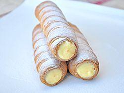 埼玉のB級グルメ⑦日本一小さな市で生まれたお菓子「大人のプリンコルネ」