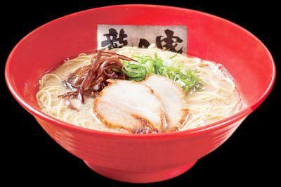 大分のラーメンランキング⑥大分で食べる久留米ラーメン「龍の家」