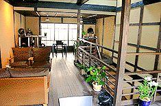 ⑨茶房素心:茶屋街のカフェ