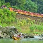 京都は嵐山のトロッコ列車に乗る前に知っておきたい10の事