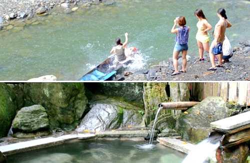 秩父のキャンプ場⑩露天風呂もあり!槌打キャンプ場