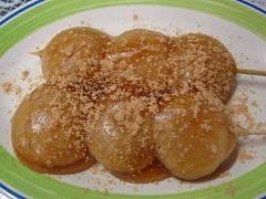 大洗グルメ&名物④大洗の定番お菓子!みつだんご
