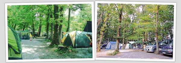 秩父のキャンプ場⑨天然かき氷が食べられる!リバーパーク上長瀞オートキャンプ場