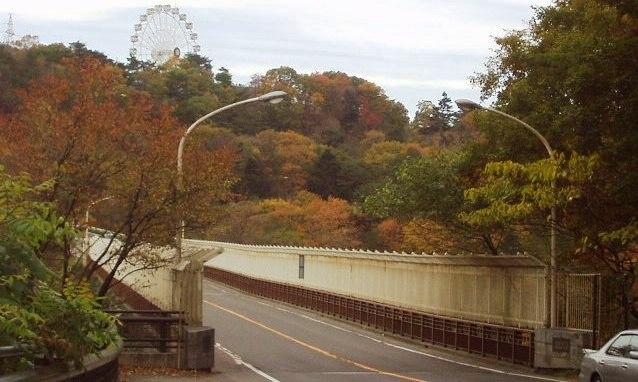 仙台最強危険心霊スポット①飛び込み自殺の名所「八木山橋」