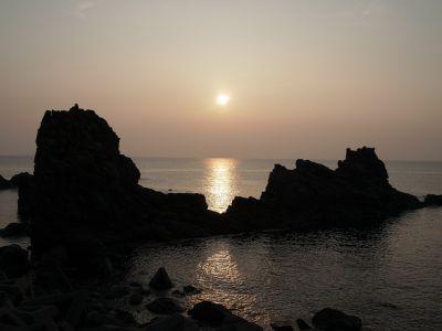 新潟県観光スポット⑥日本百景に入る海岸景勝地「笹川流れ」