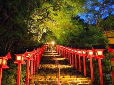 京都の心霊スポット⑥丑の刻参り発祥地「貴船神社」