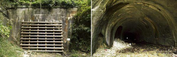 仙台の心霊スポット④霊日まつわる話が多い「旧関山トンネル」-side