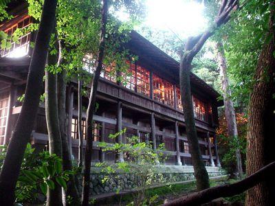 京都一人旅⑧茂庵~緑に囲まれた山頂のカフェ
