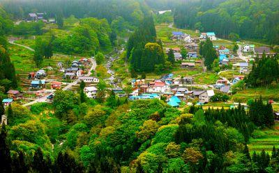 新潟県観光スポット⑦大自然を楽しむ秘境の地!秋山郷