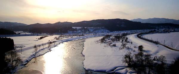 新潟県温泉ランキング⑦5つの素敵な温泉が点在する!越後関川温泉郷