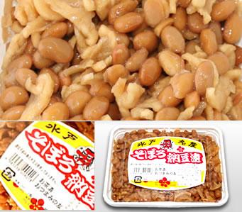 水戸のお土産⑤食卓のおともに!そぼろ納豆