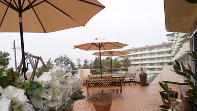 白浜名物&グルメ⑦千畳敷に近い南国情緒あふれるカフェ「タントクワント」