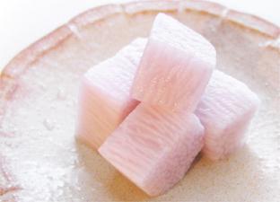 京都漬物ランキング⑧山芋〜シャリシャリとした歯ごたえがくせになる〜
