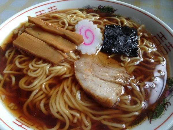 水戸ラーメンランキング⑨250円で昭和の味を!中華そば すずき