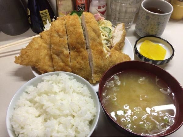 札幌のデカ盛り⑨安い!多い!銀星食堂