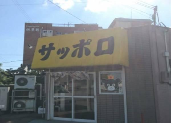 和歌山おすすめラーメンランキング⑨知る人ぞ知るお店。和歌山では珍しい札幌ラーメンが食べられる「サッポロ」