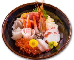 大洗海鮮丼ランキング⑦海鮮丼の他にもメニューいろいろ、和久(わきゅう)