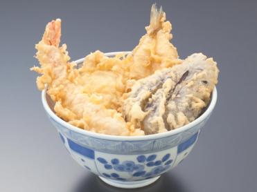 浅草天丼ランキング④天丼発祥の老舗店!天丼(雷門 三定)