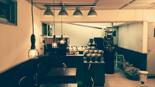札幌カフェランキング③ひそやかで暖かい空気が流れる「リトルフォートコーヒー」