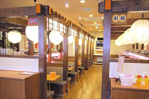 函館回転寿司ランキング3.どこよりも安い!「函太郎ジュニア・サムズ」