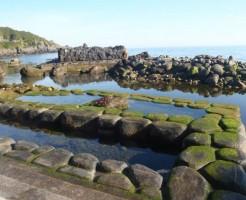 函館温泉ランキング4. 海の中の天然温泉!「水無海浜温泉」