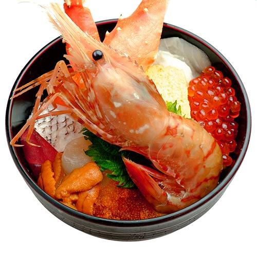 札幌海鮮丼ランキング⑨すすきの駅直結の美味しい穴場「海鮮丼の浦島」