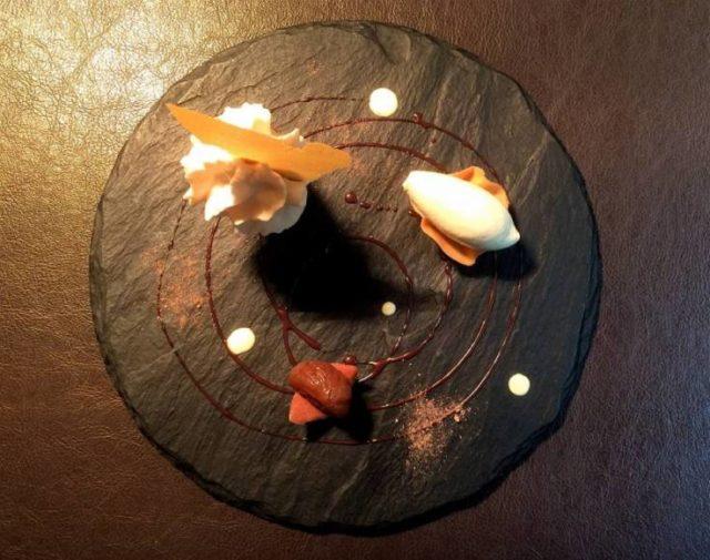 函館グルメランキング1.フランス三ツ星レストランのシェフ「ロワゾー・パー・マツナガ」