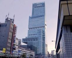 大阪のおすすめ遊び場②ビルでは日本一の高さ!あべのハルカス