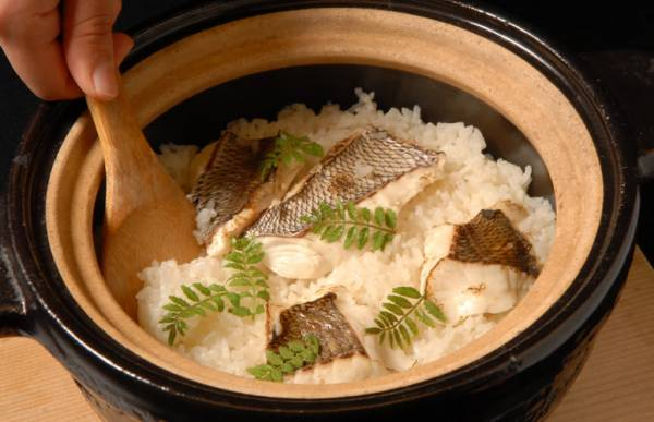山乃尾の料理