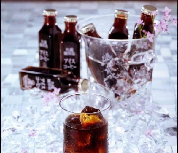 大阪お土産ランキング⑧老舗のアイスコーヒー、丸福珈琲店のビン詰め珈琲
