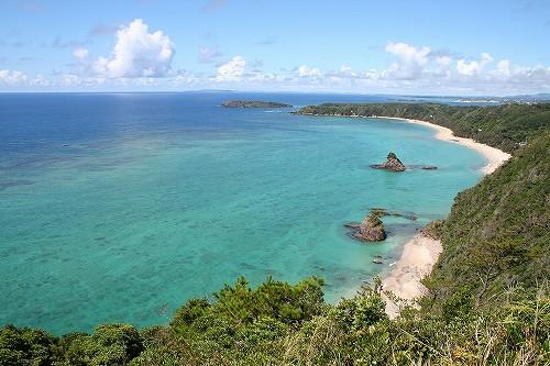 沖縄県穴場観光スポットランキング⑧歌にもなっている!ジュゴンの見える丘