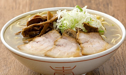 浅草ラーメンランキング⑧究極の煮干ラーメン「中華そば つし馬」