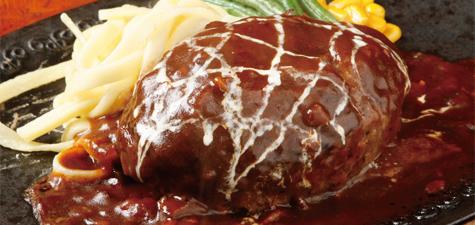 浅草洋食ランキング③超美味いハンバーグ!「モンブラン 浅草店」