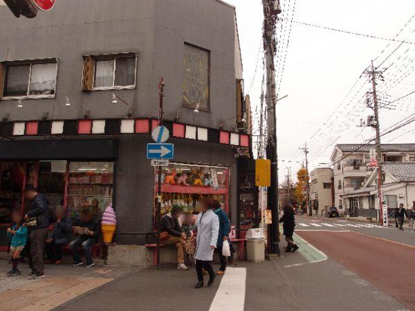川越の菓子屋横丁③アクセス(車・徒歩)