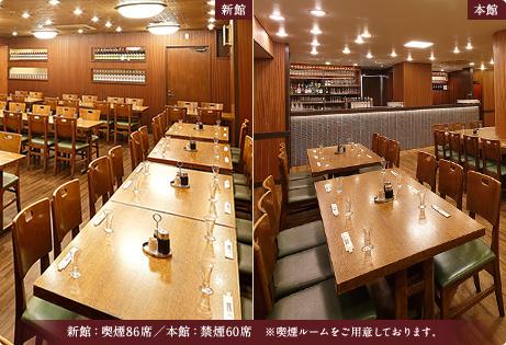 浅草洋食ランキング①地元民多し!日本初のバー「神谷バー」