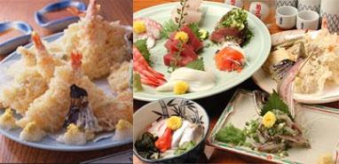 浅草天ぷらランキング④魚料理と天丼を食べたい →「魚料理遠州屋総本店」へ
