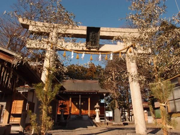 川越市神社&お寺ランキング④喜多院とペアで参拝しましょう!三枝神社