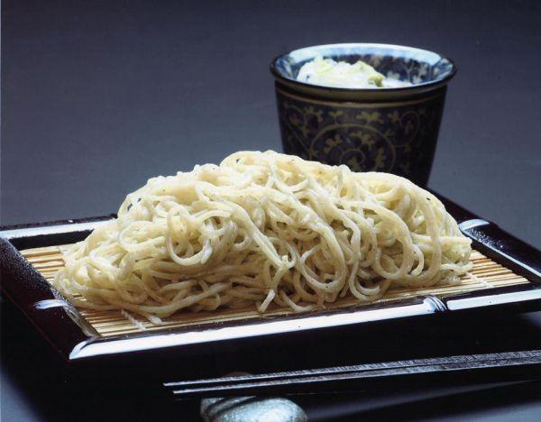 秩父そばランキング⑩山葵は店の裏の川で栽培されています「和味」
