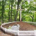 青森県新郷村にあるイエス・キリストの墓の10の秘密
