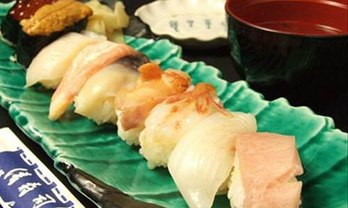 函館寿司ランキング⑤入ると落ち着く町中のオアシス「清寿司五稜郭」