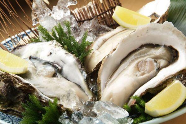 仙台牡蠣ランキング⑧食べ比べを試してみたい!かき鮮 海風土(うぶど)