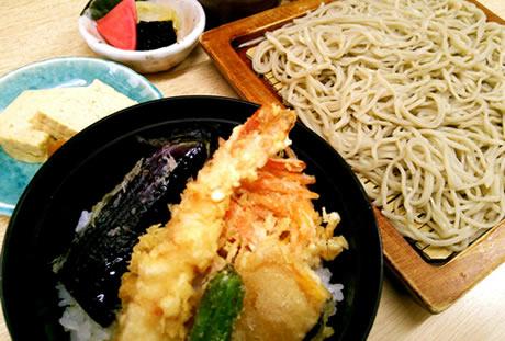 川越そばランキング⑨化学調味料は一切無し!吟味された素材だけを調理「鎌倉」